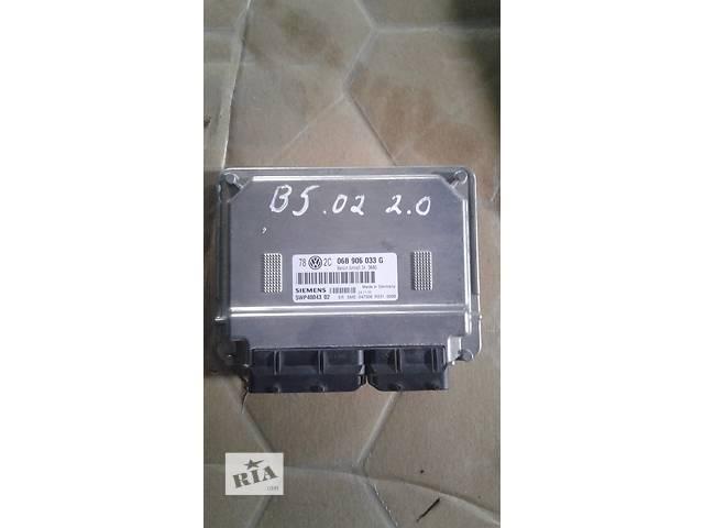 Б/у блок управления двигателем для легкового авто Audi 06B906033G- объявление о продаже  в Львове