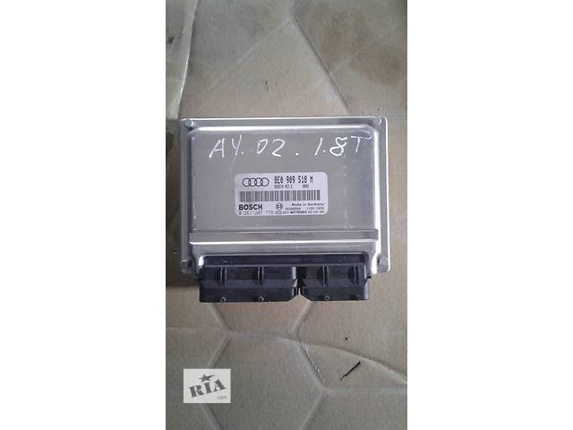 продам Б/у блок управления двигателем для легкового авто Audi 8E0909518M бу в Львове