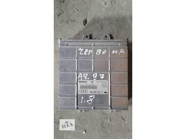 продам Б/у блок управления двигателем для легкового авто Audi A4 8d0907557c бу в Львове