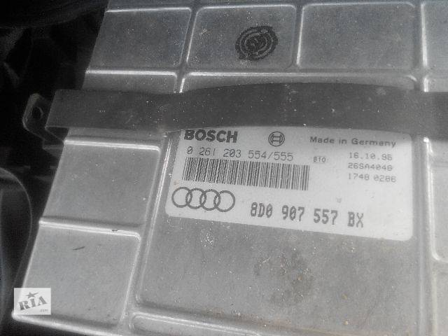 купить бу Б/у блок управления двигателем для легкового авто Audi A4 в Львове