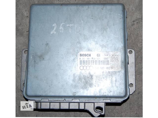 Б/у блок управления двигателем для легкового авто Audi A6 2,5 TDI- объявление о продаже  в Костополе