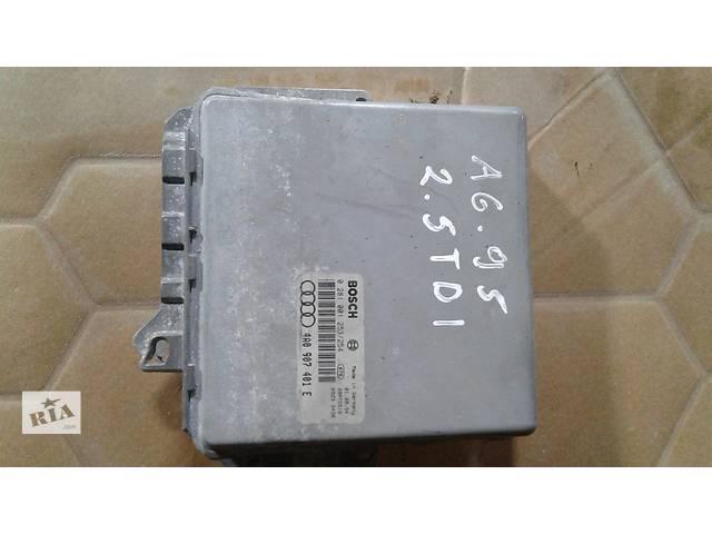 бу Б/у блок управления двигателем для легкового авто Audi A6 4A0907401E в Львове