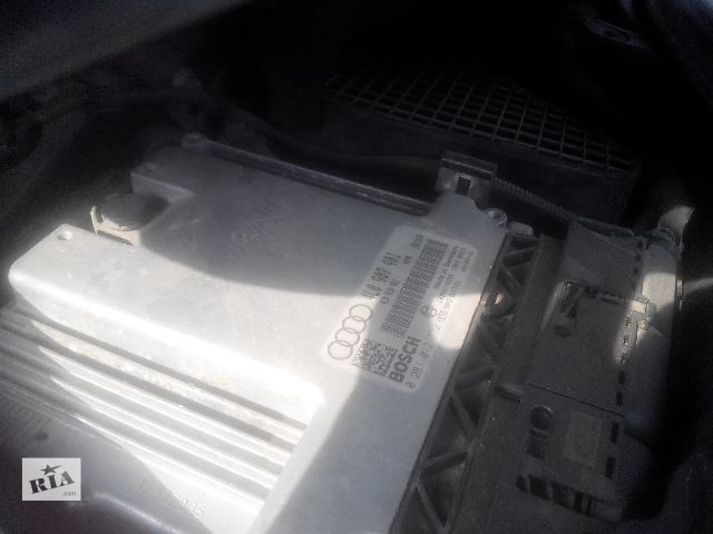 Б/у блок управления двигателем для легкового авто Audi Q7 2007- объявление о продаже  в Львове