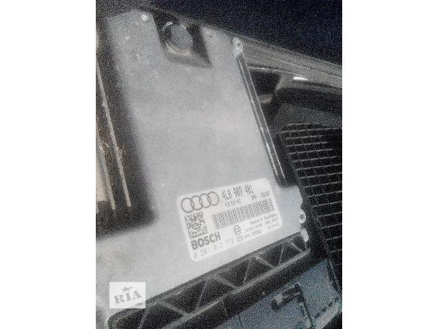 купить бу Б/у блок управления двигателем для легкового авто Audi Q7 2007 в Львове