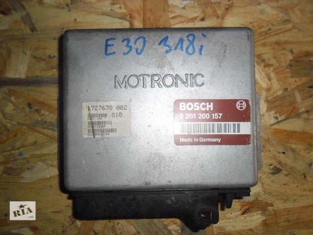 Блок управления двигателя bosch 0 261 208 742 geely mk 16