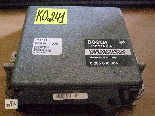 бу Б/у блок управления двигателем для легкового авто BMW 7 Series 5.0i 0285006004 1137328019 в Новой Каховке