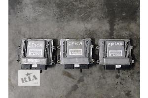 б/у Блоки управления двигателем Chevrolet Epica