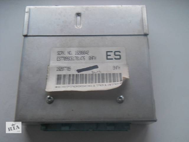 купить бу Б/у блок управления двигателем для легкового авто Daewoo Lanos в Днепре (Днепропетровске)