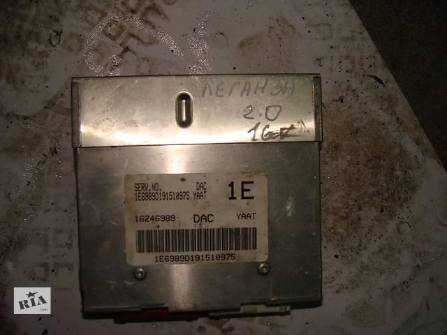 продам Б/у блок управления двигателем для легкового авто Daewoo Leganza бу в Черкассах