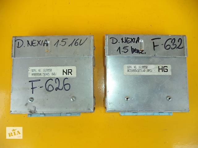 Б/у блок управления двигателем для легкового авто Daewoo Nexia (1,5)(95-...)- объявление о продаже  в Луцке