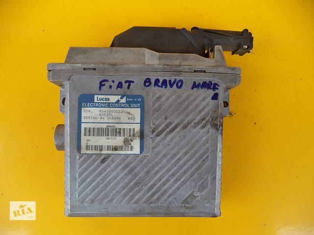 купить бу Б/у блок управления двигателем для легкового авто Fiat Bravo (1,9 TD)(95-01) в Луцке
