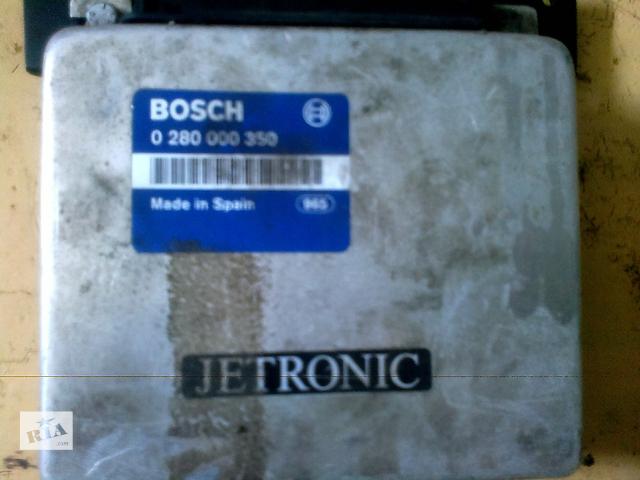 Б/у блок управления двигателем для легкового авто Fiat Croma- объявление о продаже  в Ровно