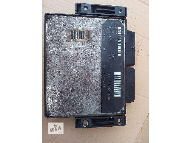 продам Б/у блок управления двигателем для легкового авто Fiat Doblo 2003 1.9Д бу в Городке (Хмельницкой обл.)
