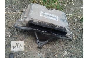 б/у Блоки управления двигателем Fiat Doblo