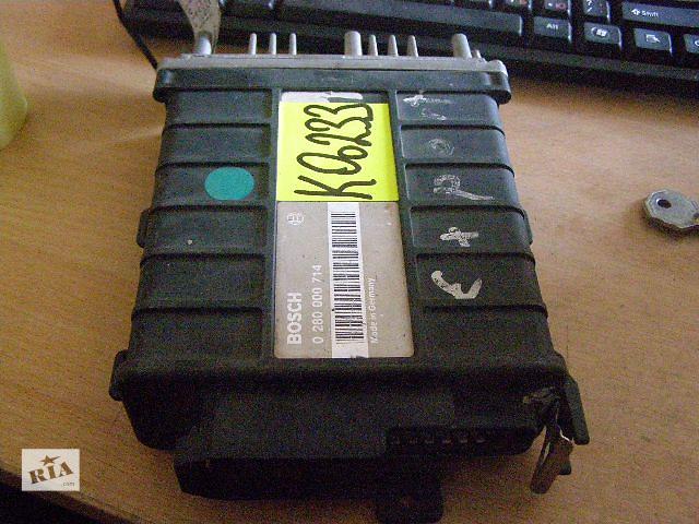 купить бу Б/у блок управления двигателем для легкового авто Fiat Tipo 1.4 0280000714 в Новой Каховке
