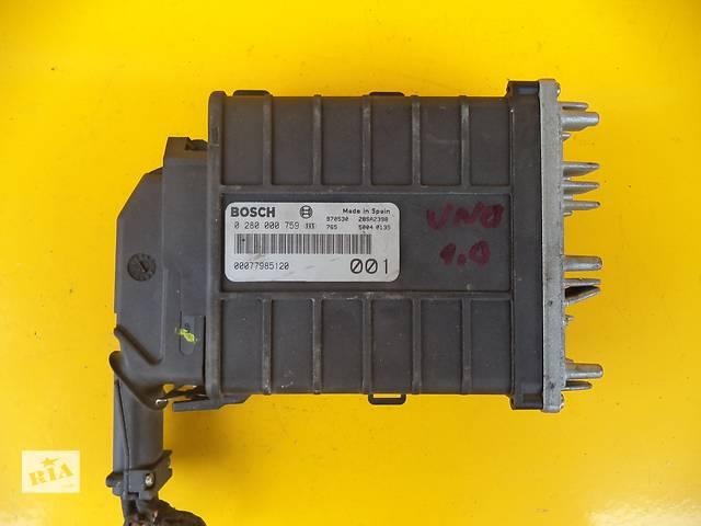 Б/у блок управления двигателем для легкового авто Fiat Uno (1,0)(83-95)- объявление о продаже  в Луцке
