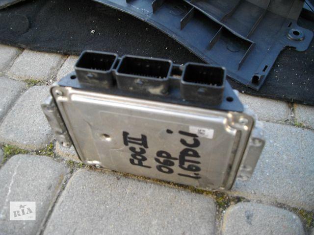 продам Б/у блок управления двигателем для легкового авто Ford Focus 2007 бу в Львове