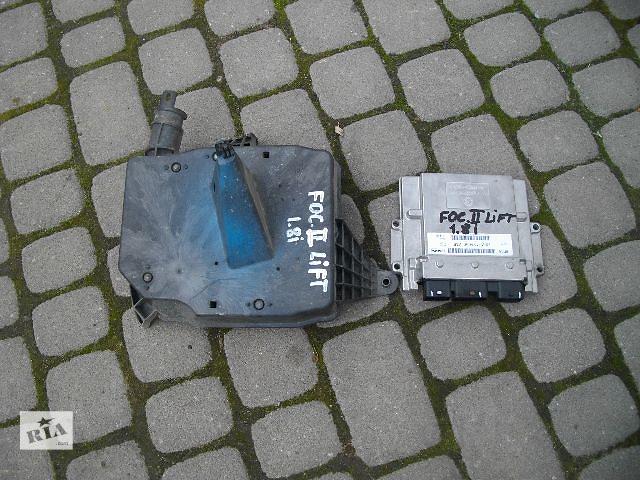 продам Б/у блок управления двигателем для легкового авто Ford Focus 2010 бу в Львове