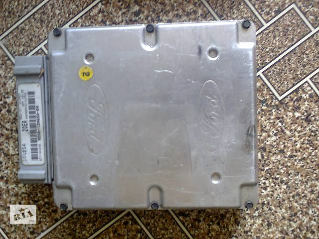 бу Б/у блок управления двигателем для легкового авто Ford Sierra в Львове