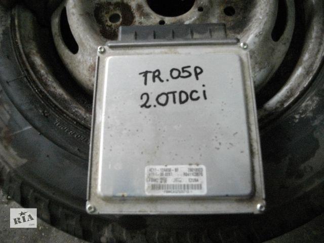 бу Б/у блок управления двигателем для легкового авто Ford Transit 2005 в Львове