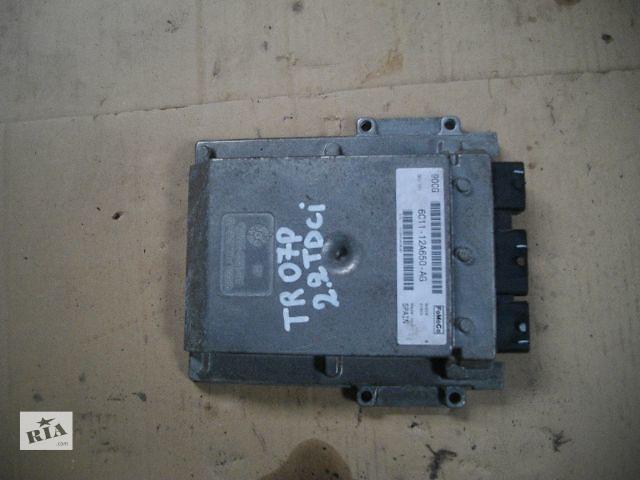 купить бу Б/у блок управления двигателем для легкового авто Ford Transit 2007 в Львове