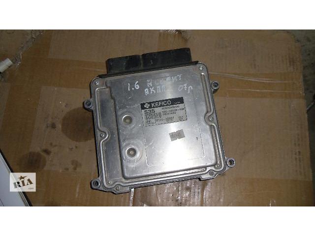 продам Б/у блок управления двигателем для легкового авто Hyundai Accent 2008 бу в Коломые