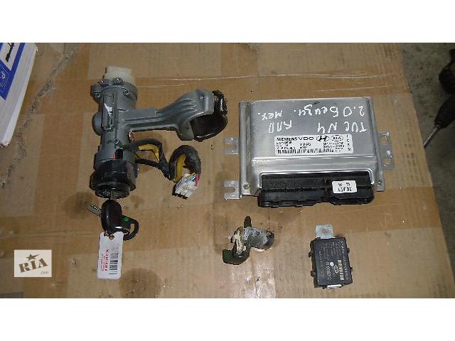 бу Б/у блок управления двигателем для легкового авто Hyundai Tucson 2007 2.0 бензин в Коломые