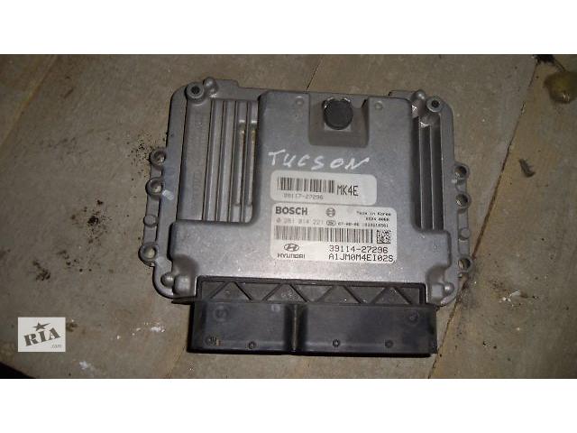 купить бу Б/у блок управления двигателем для легкового авто Hyundai Tucson 2007 в Коломые