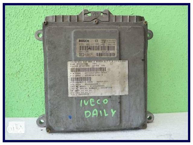 продам Б/у блок управления двигателем для легкового авто Iveco Daily бу в Чернигове