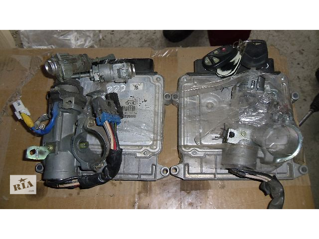 Б/у блок управления двигателем для легкового авто Kia Ceed 2008- объявление о продаже  в Коломые