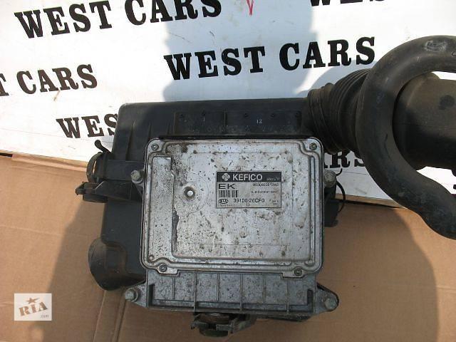 бу Б/у блок управления двигателем для легкового авто Kia Rio 2006 в Луцке