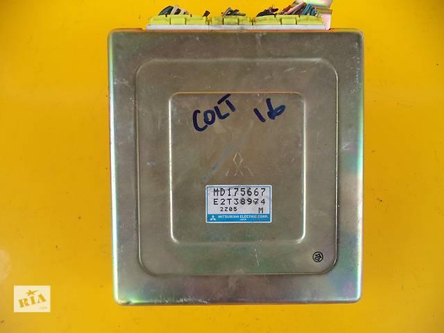 продам Б/у блок управления двигателем для легкового авто Mitsubishi Colt (1,6)(91-95) бу в Луцке