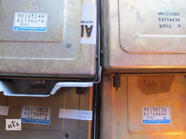 купить бу Б/у блок управления двигателем для легкового авто Mitsubishi Galant 1991 в Малине