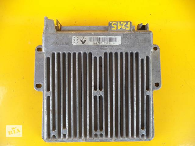 продам Б/у блок управления двигателем для легкового авто Nissan Kubistar (1,2)(97-08) бу в Луцке