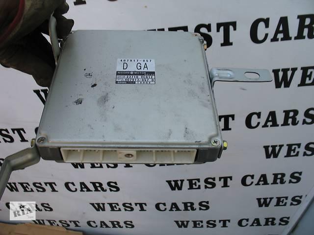 бу Б/у блок управления двигателем для легкового авто Nissan Patrol GR в Луцке