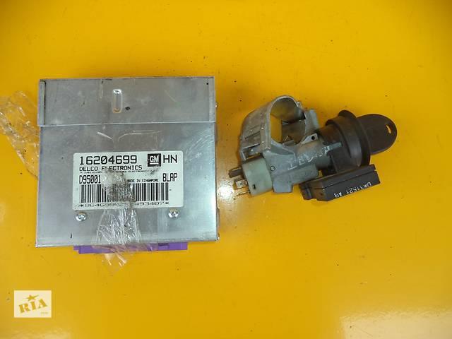 Б/у блок управления двигателем для легкового авто Opel Astra F (1,4)(91-98)- объявление о продаже  в Луцке