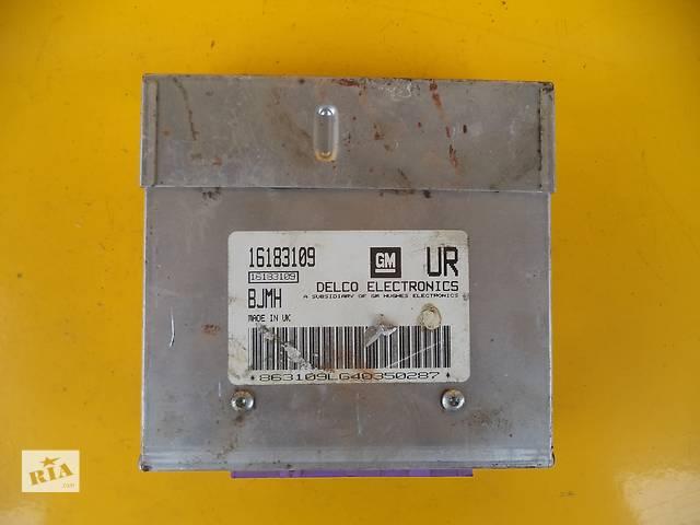 продам Б/у блок управления двигателем для легкового авто Opel Astra F (1,6)(91-98) бу в Луцке