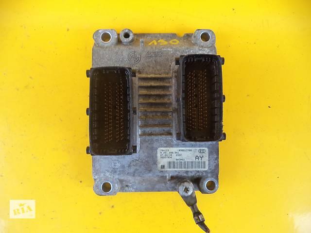 купить бу Б/у блок управления двигателем для легкового авто Opel Corsa (1,4)(06-14) в Луцке