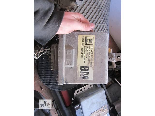 продам Б/у блок управления двигателем для легкового авто Opel Kadett бу в Ровно