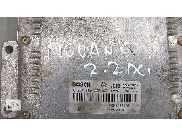 купить бу Б/у блок управления двигателем для легкового авто Opel Movano.0281011940 в Тернополе