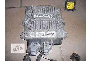 б/у Блоки управления двигателем Peugeot