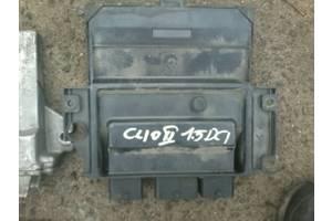 б/у Блоки управления двигателем Renault Clio