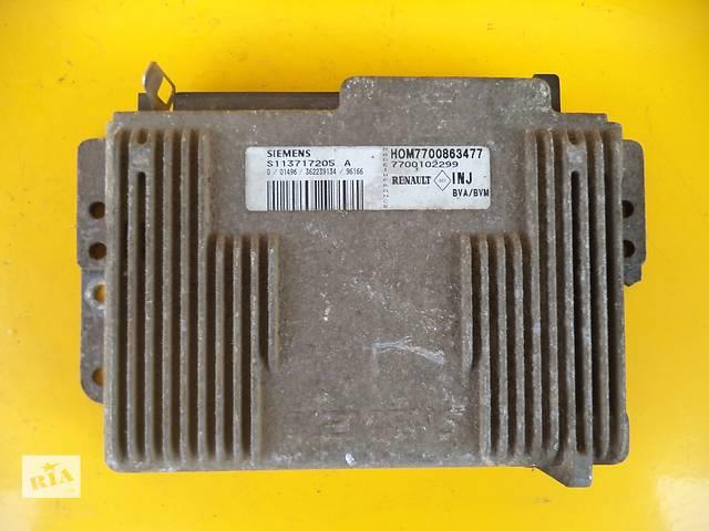 Б/у блок управления двигателем для легкового авто Renault Laguna (2,0)(93-99)- объявление о продаже  в Луцке