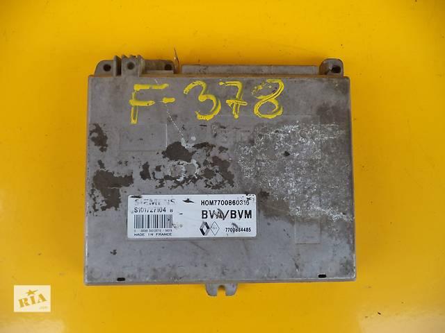 купить бу Б/у блок управления двигателем для легкового авто Renault Laguna (2,0)(93-99) в Луцке