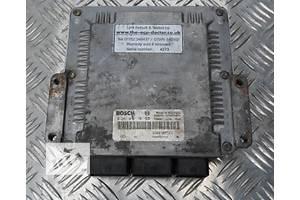 б/у Блоки управления двигателем Renault Laguna II