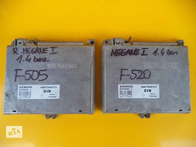 бу Б/у блок управления двигателем для легкового авто Renault Megane (1,4-1,6)(95-02) в Луцке