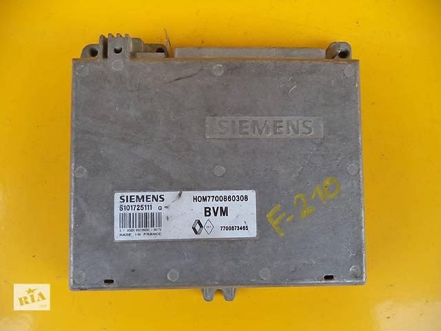 купить бу Б/у блок управления двигателем для легкового авто Renault Megane (1,8)(93-99) в Луцке