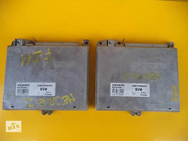 купить бу Б/у блок управления двигателем для легкового авто Renault Megane (1,4)(95-02) в Луцке