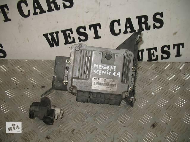 купить бу Б/у блок управления двигателем для легкового авто Renault Scenic в Луцке