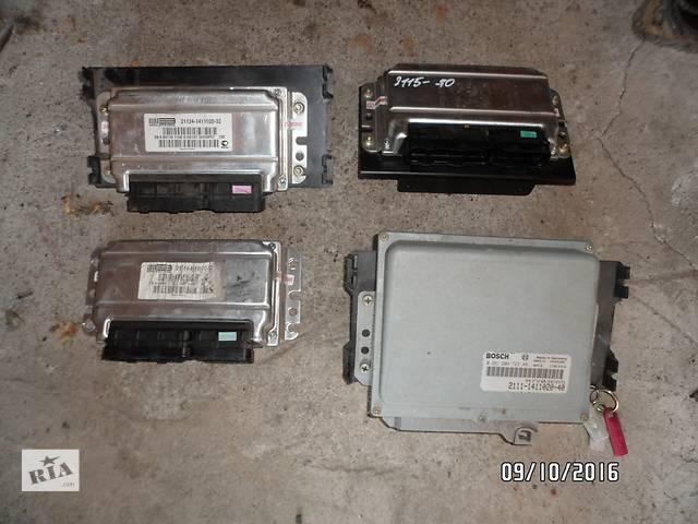 бу Б/у ЭБУ,блок управления двигателем для легкового авто ВАЗ 2110,ВАЗ 2111,ВАЗ 2112,ВАЗ 2115,ВАЗ 1118 и т.п. в Умани
